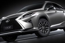 Auto - Lexus RX 200t feiert Premiere