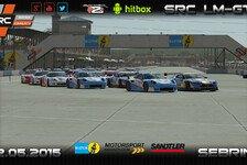 Games - Die SRC LM-GTE startet Anfang Mai in Florida