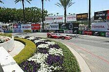 IndyCar - Video: IndyCar 2015: Die Highlights vom Rennen in Long Beach