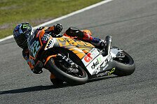 Moto2 - Lowes im ersten Training Schnellster