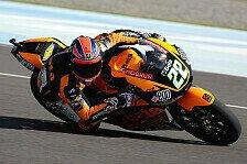 MotoGP - Sam Lowes: Teamchef spricht ihm MotoGP-Reife ab