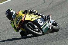 Moto2 - Rins fängt Lowes im zweiten Training ab