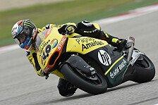 Moto2 - Rins bestätigt Pole mit Warm-Up-Bestzeit