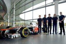 ADAC Formel 4 - Mazatis erneut in der McLaren Performance Academy