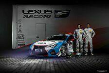 VLN - Farnbacher startet mit Lexus RC F GT3