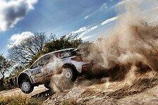 WRC - Argentinien: Doppel-Führung für Citroen