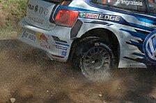 WRC - Ogier scheidet in Argentinien früh aus