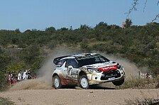 WRC - Argentinien: Meeke übernimmt die Führung