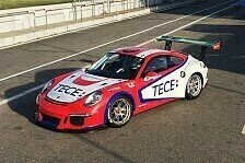Carrera Cup - Erhart will die ersten Punkte einfahren