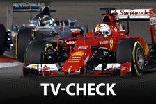Formel 1 - TV-Check: Die Formel-1-Saison 2015 im Fernsehen