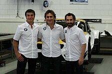 Mehr Sportwagen - 24h Spa: Glock und Spengler starten mit Zanardi