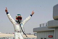 Formel 1 - Andy Priaulx darf am 27. Januar für Williams testen