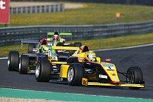 ADAC Formel 4 - Erfolgreiches Heimspiel für Team Neuhauser