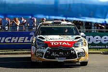 WRC - Argentinien: Stimmen nach dem 1. Tag
