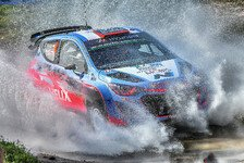 WRC - Bilder: Rallye Argentinien - Tag 2