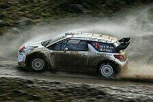 WRC - Argentinien: Meekes Vorsprung schmilzt