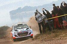 WRC - Argentinien: Ein Zuschauer auf der Intensivstation