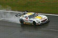 VLN - Freud und Leid bei Rowe Racing