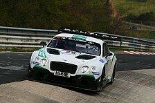 VLN - Seefried verstärkt Bentley Team HTP