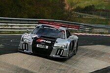 24 h Nürburgring - Audi ist bereit für den Klassiker