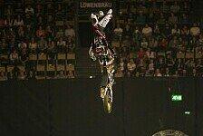 NIGHT of the JUMPs - Rinaldo siegt mit Double Hartattack in München
