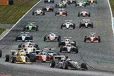 ADAC Formel 4 - Titelkampf geht in die vorletzte Runde