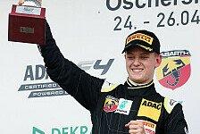 Formel 1 - Alesi: Mick Schumacher ist für mich wie ein Sohn