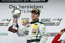 ADAC Formel 4 - Marvin Dienst: Trendwende in der Lausitz