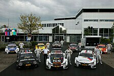 DTM - Bilder: BMW: Car Launch in Nürnberg