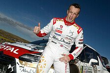 WRC - Kris Meeke: Dreijahres-Vertrag bei Citroen