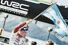 WRC - Die Eckpfeiler der Rallye Argentinien