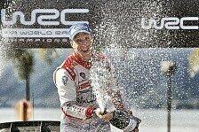 WRC - Portrait: Kris Meeke
