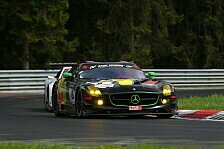 24 h Nürburgring - Haribo greift nach Podestplatz