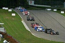 IndyCar - Video: IndyCar 2015: Die Highlights vom Rennen im Barber Motorsports Park