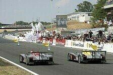 24 h von Le Mans - Video: Le Mans 2006: Der erste Diesel-Sieg dank Audi