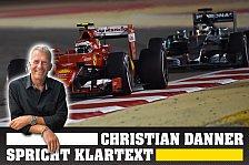 Formel 1 - Danner spricht Klartext: Es gibt Strategie-Opfer