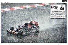Formel 1 - Motorsport-Magazin #42: Die Top-Themen