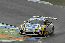 Carrera Cup - Perfekter Saisonstart für Engelhart in Hockenheim