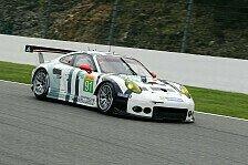 WEC - Porsche Team Manthey fokussiert auf Rennen