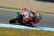 MotoGP - Iannone rechnet mit starken Schmerzen