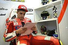 MotoGP - Iannone bei Test an der Schulter verletzt