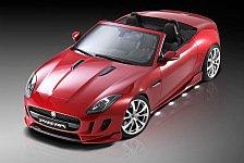 Auto - Hingucker: Jaguar F-Type Roadster 5.0 V8