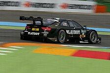 DTM - Paffett & Tambay vom Qualifying ausgeschlossen