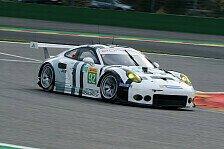 WEC - Zweimal Podium für Porsche Team Manthey