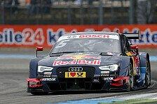 DTM - Beschädigungen am Motor! Sorge bei Audi