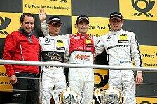 DTM - Die Stimmen der Mercedes-Piloten zum Samstag