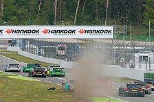 DTM - Wenig Risiko im Samstag-Rennen? Von wegen!
