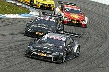 DTM - Die Stimmen der Mercedes-Piloten zum Sonntag