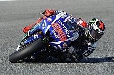 MotoGP - Lorenzo dominiert in Jerez: Start-Ziel-Sieg