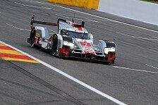 24 h von Le Mans - Audi blickt nicht auf das Qualifying